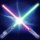 Lightsaber duels just got real