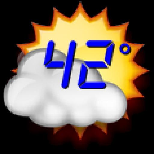 WeatherNow (with Clock)