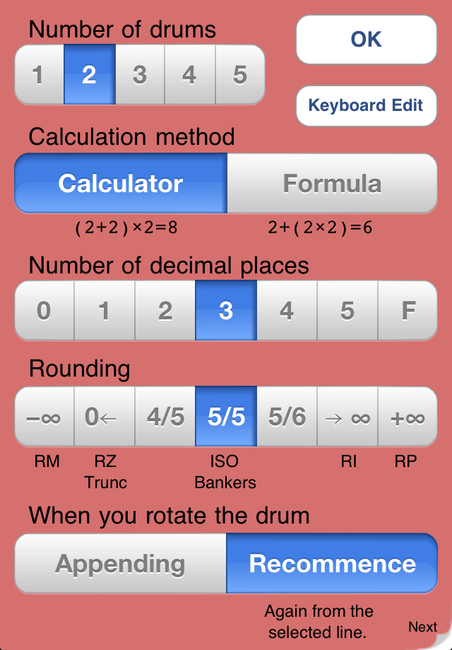 Link Ford Minong >> Calculator Drum Utilities Productivity free app for iPhone ...