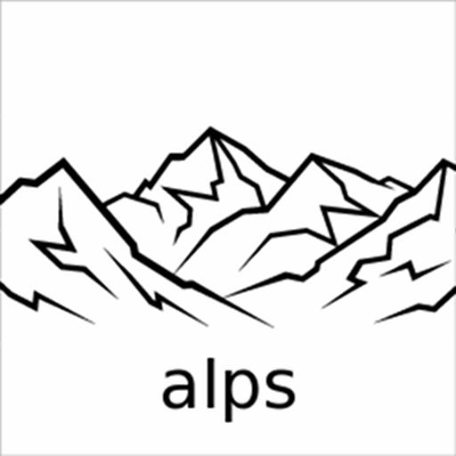 PeakFinder Alps