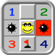 Mac 版掃雷 Minesweeper Deluxe