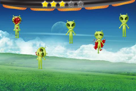 Kill Aliens Screenshot