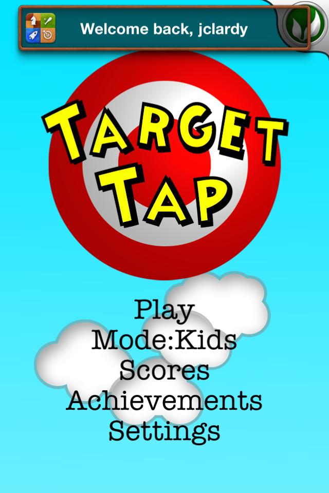 TargetTap Screenshot