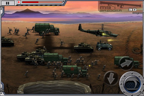 Coast Defense – Reloaded Screenshot