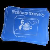 更改文件夾顏色 Folders Factory