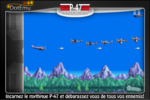 Juego Aviones Naves P47 The Phantom Fighter V1 2 Juego Para