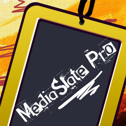 MediaSlate Pro