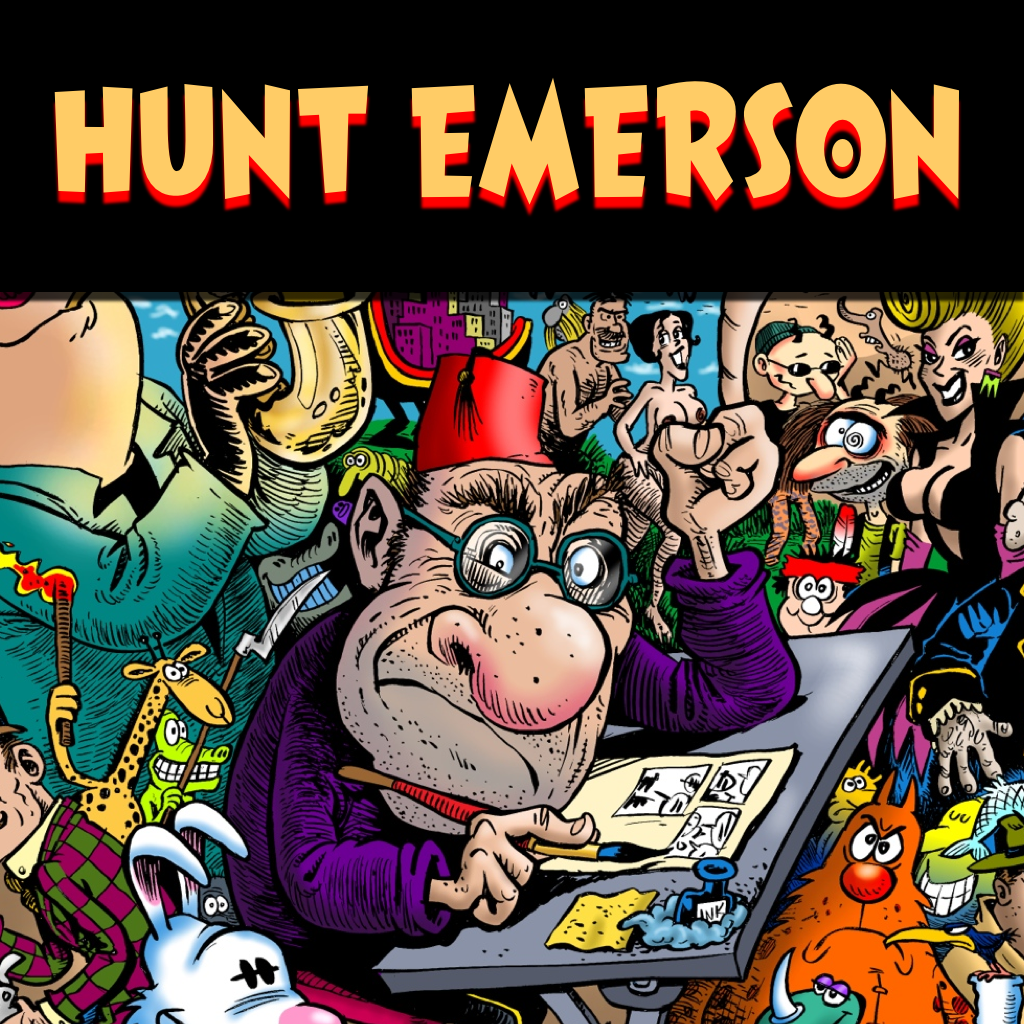 The Certified Hunt Emerson