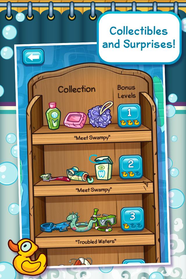 Where's My Water? Screenshot