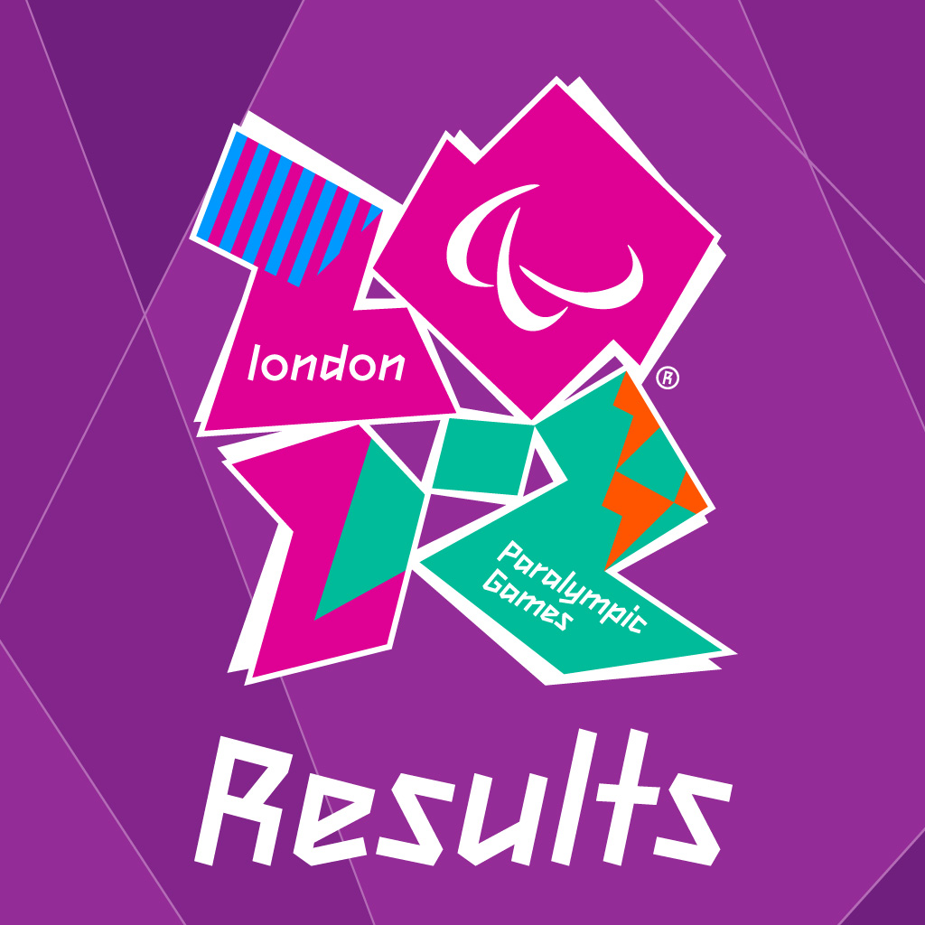 London 2012: Official Results App for the Olympic and Paralympic Games