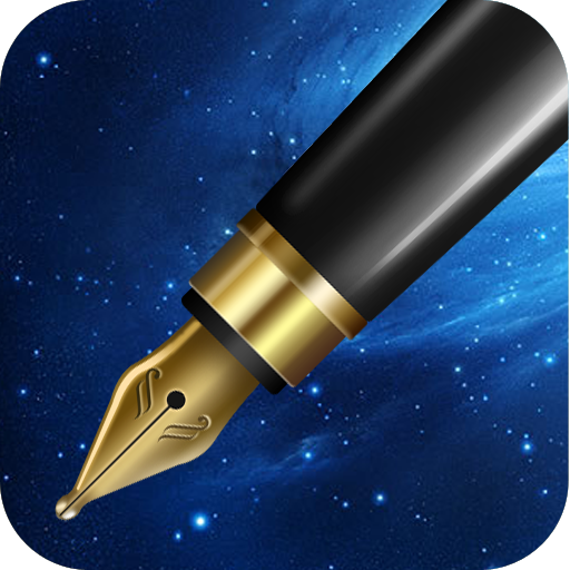 Pen HD - take notes, keep sketches and draw pictures