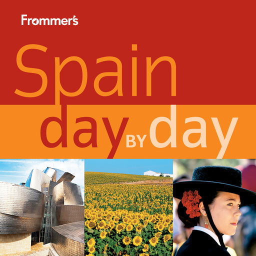 Frommer's Spain Day by Day by Patricia Harris, David Lyon and Neil Edward Schlech