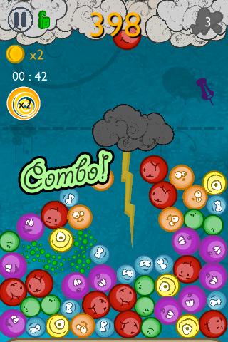 Balltastic Boombastic! Screenshot