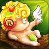 Panicky Angel by Digitalfrog icon