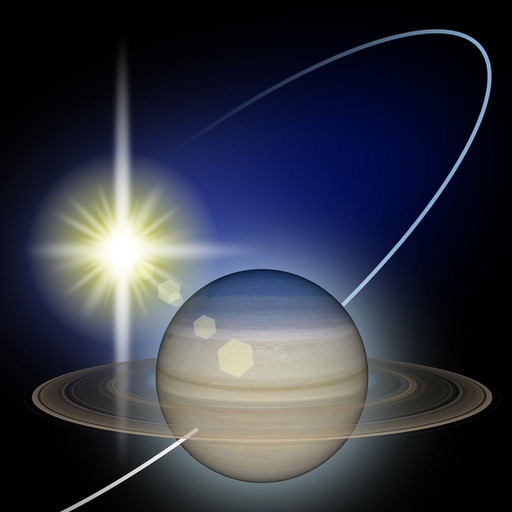 Solar Walk - Saturn