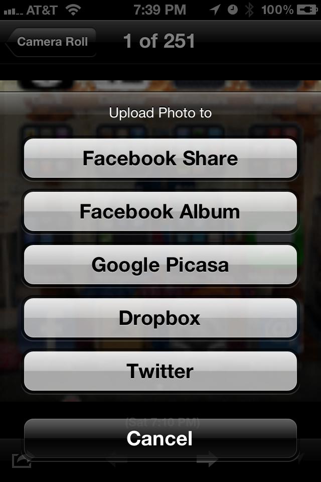 Address It – Contact Manager Screenshot