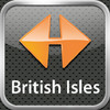 NAVIGON British Isles per iPad