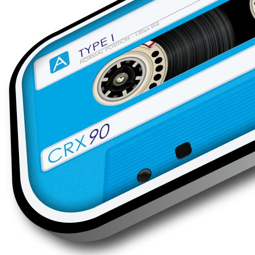 DeliTape - Deluxe Cassette Player