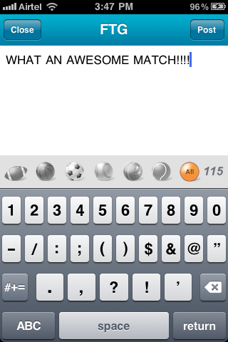FTG Screenshot