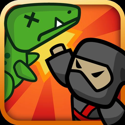 Ninja Dino Showdown?!