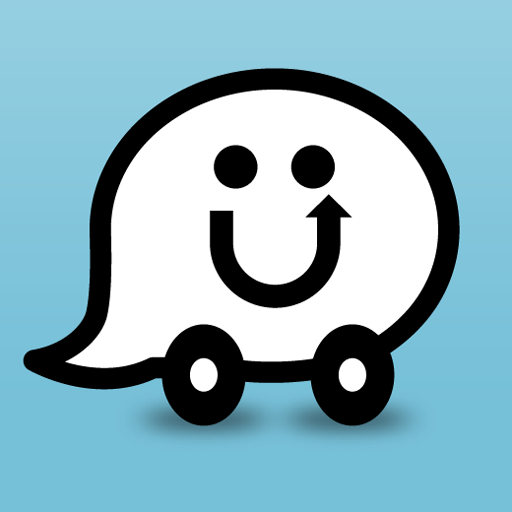 Waze social GPS traffic & gas
