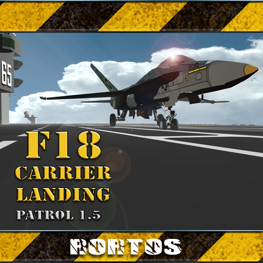 F18 Carrier Landing Lite | iPhone Simulation games | by