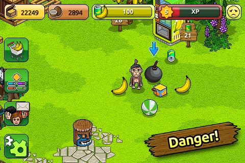Lost Monkey Screenshot
