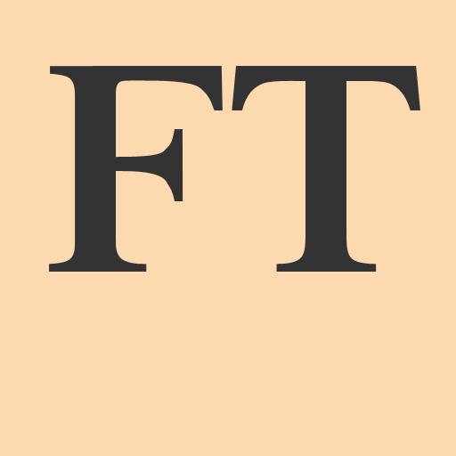 Financial Times iPad Edition