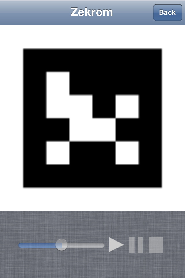 3DS Cardz: AR Cards, Custom Windowed Cards and Pokedex 3D AR Marker Codes Screenshot