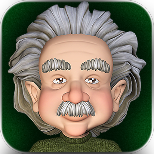 Say it! Albert Genius - Talking Storyteller for iPhone/iPod