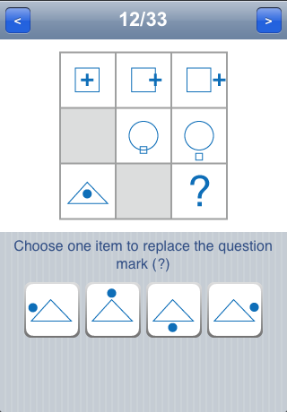 IQ Test Pro - Answers Provided | iPhone Utilities apps | by