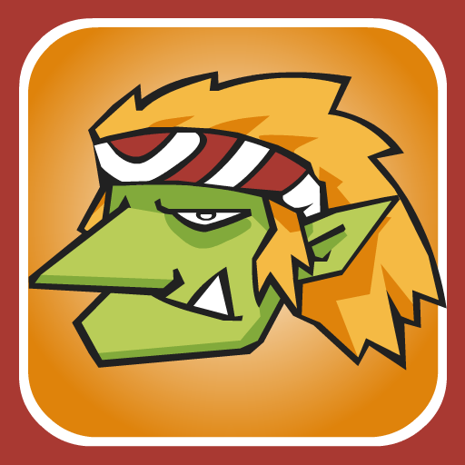 Troll Blaster - Physics Strategy and Puzzle Game