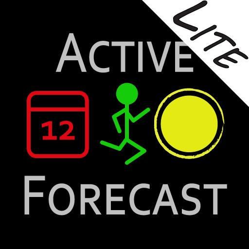Active Forecast Lite