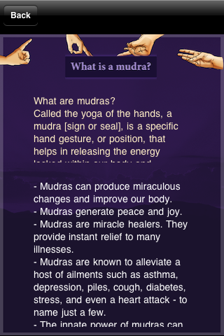 Mudras: Concentration, Healing, Energy and Relaxation