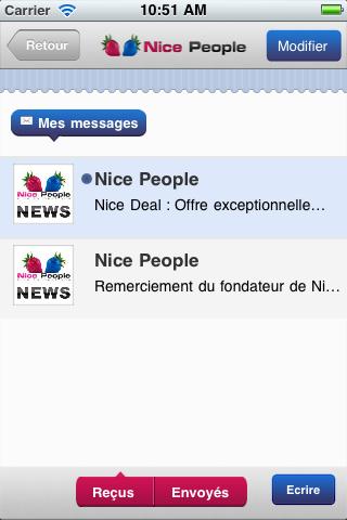 Nice People Screenshot
