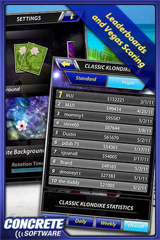 Aces Solitaire Pack 2 Deluxe Screenshot