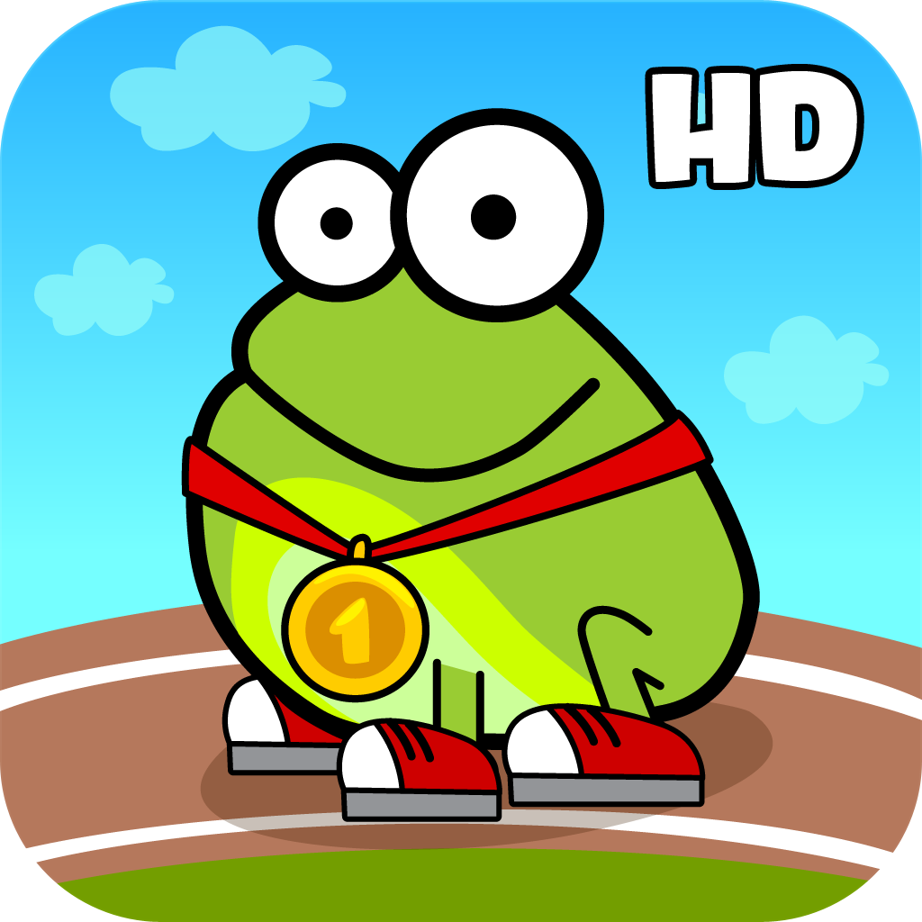 Tap the Frog Doodle HD