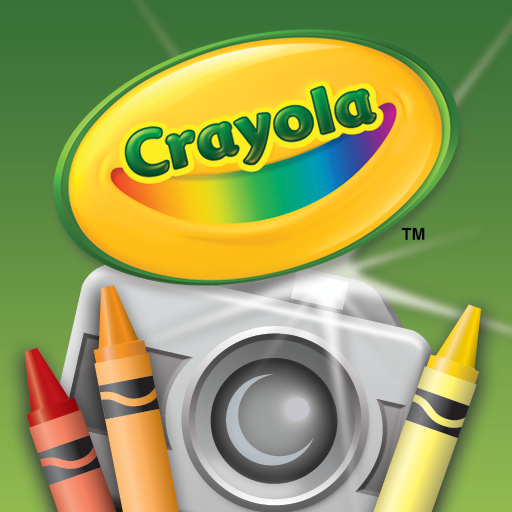 Crayola Lights, Camera, Color!