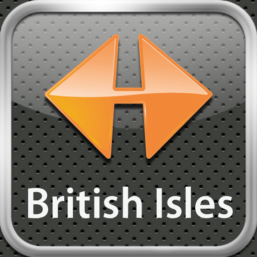 NAVIGON British Isles