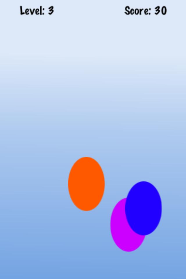BalloonsPop Screenshot