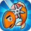 Ninja Fishing by Gamenauts icon