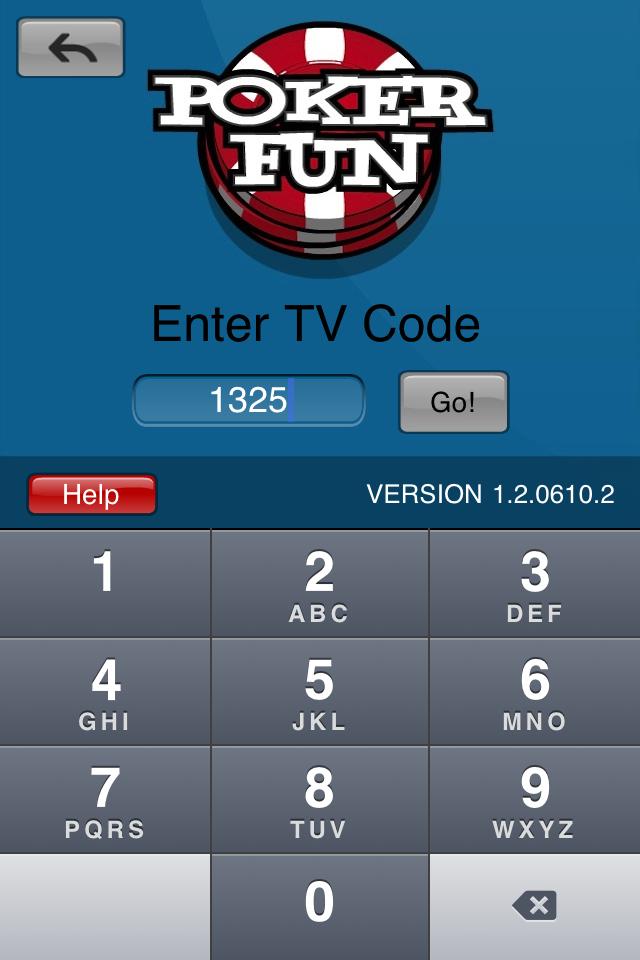 PokerFun Remote Screenshot