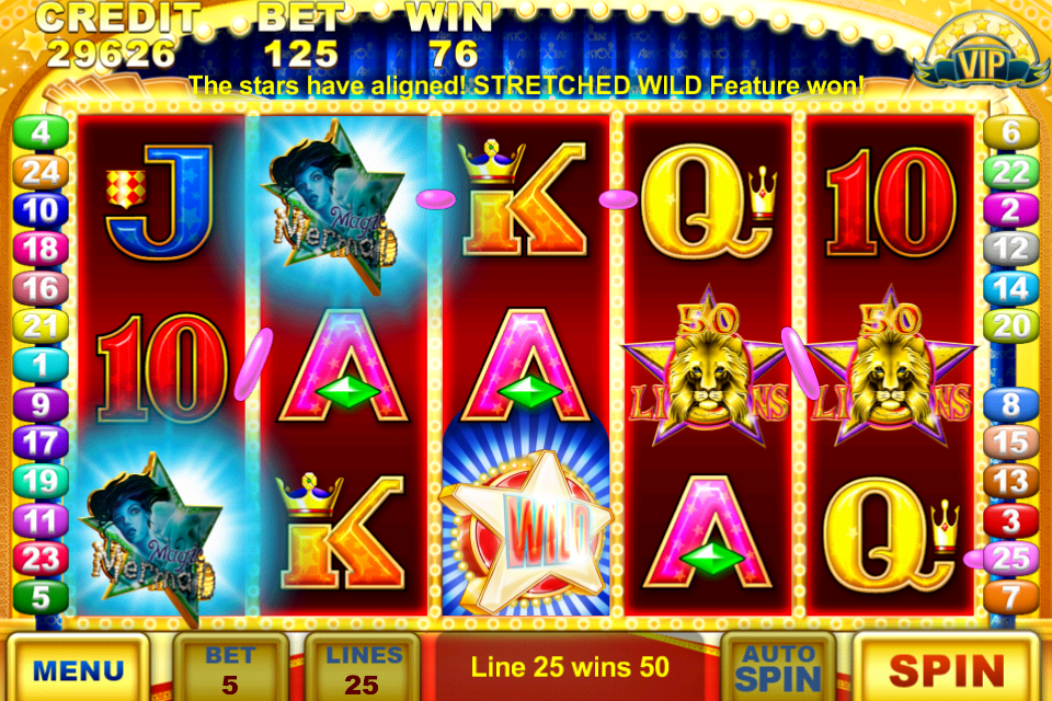 game stars casino