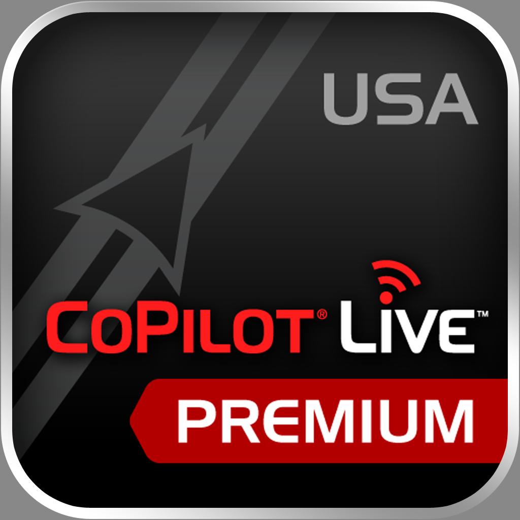 CoPilot Live Premium USA - offline GPS navigation