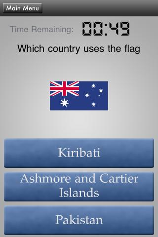 HowToSolve – World Flags Pop Quiz Screenshot