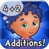 i Learn With Poko: Additions! - Math educational games for kids in preschool and kindergarten by Tribal Nova icon