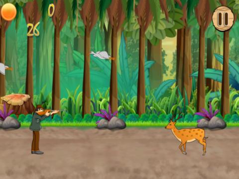 animal hunting games  free