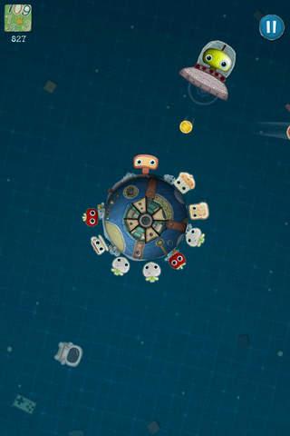 Kosmo Spin Screenshot on iOS