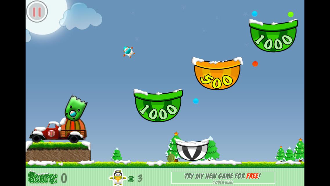 Melon Truck HD: Holiday Edition