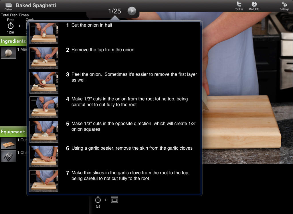 VizChef for iPad screenshot-3